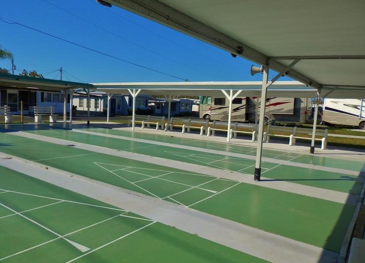 Shuffle Courts